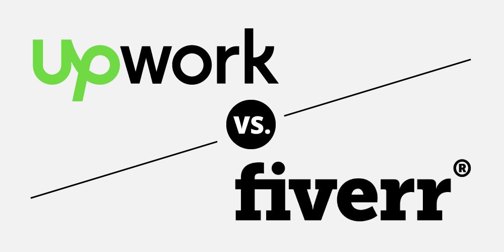 零工时代Upwork vs Fiverr:2020谁的表现会更好?