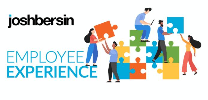 员工体验的密码:全球员工体验权威指南发布-JoshBersin公司